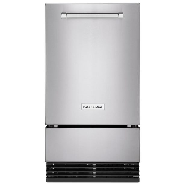 KitchenAid 18 inch Built-In Ice Maker discount at $1999.98