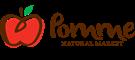 Logo Pomme Natural Market
