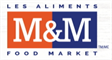 Logo M&M Meat Shops