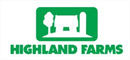 Logo Highland Farms