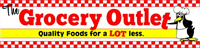 Logo The Grocery Outlet