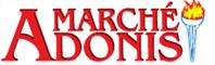 Logo Marché Adonis