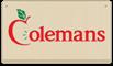 Logo Coleman's