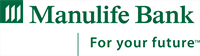 Logo Manulife Bank of Canada